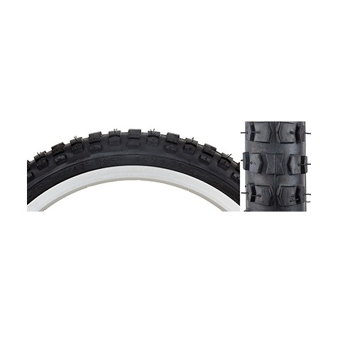 Sunlite Sunlt MX K44 Tire 16x1.75'' Black