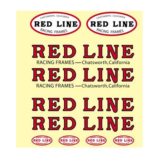 Redline Redine 1976 Squareback Decal Set 1 Set