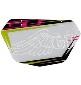 GT Pro Plate Pink/Yellow