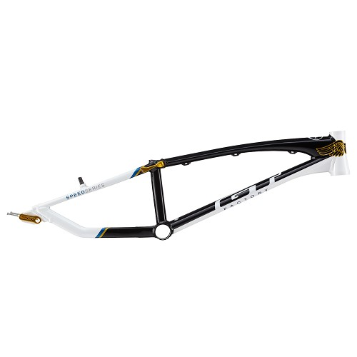 GT Bicycles 2014 GT Speed Series Pro Frame Black/White
