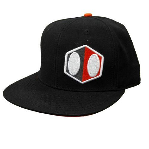 Box Components Box Classic Snap Fit Hat Black