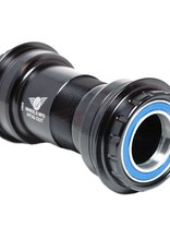 PF30 Bottom Bracket Outboard Black 24mm