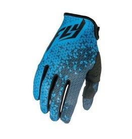 Fly Racing Fly Lite Glove Blue/Grey Yth MD 5