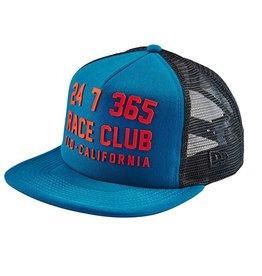 Troy Lee Designs Troy Lee Race Club New Era Hat Blue/Orange