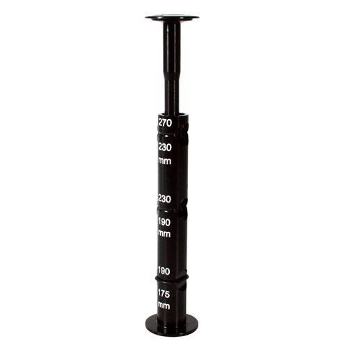 Sinz Sinz Stem Lock 1-1/8 Black