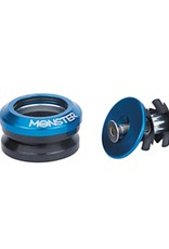 "Redline Redline Monster Integrated Headset 11/8"" Threadless; 45/45 Blue"
