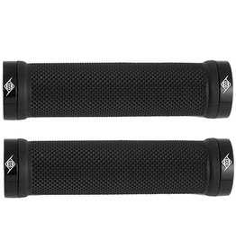 Origin 8 Origin8 Mini Lock-on Grips Black