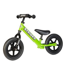 Strider Sports Strider 12 Sport Kids Balance Bike Green