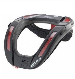 EVS EVS R4 Koroyd Race Collar Adult Black