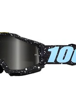 100% 100% Accuri Goggle Milkyway Mirror Silver Lens