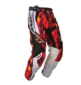 Fly Racing Fly Kinetic Race Pant  Orange 30