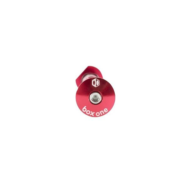 Box Components Box One Stem Lock 1 1/8'' Red