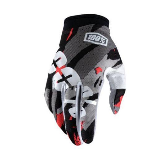 100% 100% iTrack Full Finger Glove Magemo