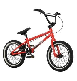 """Haro Bikes Haro Downtown 16"""" Gloss Red"""