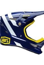 100% 100% Status DH/BMX Helmet Midnight Meteor