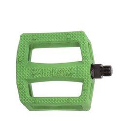TSC Ravager Plastic Pedal Kelly Green