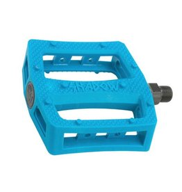 The Shadow Conspiracy TSC Ravager Plastic Pedal Polar Pop Blue