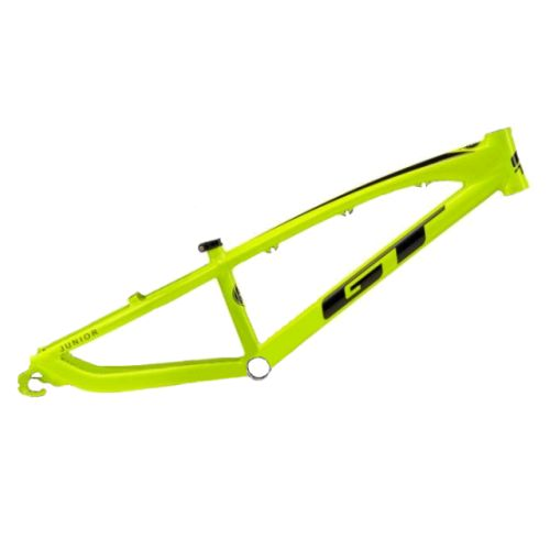 2018 GT Speed Series Jr Frame Neon Yellow - Power Cycles BMX