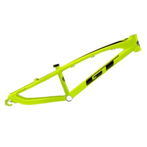 2018 GT Speed Series Jr Frame Neon Yellow - Power Cycles BMX