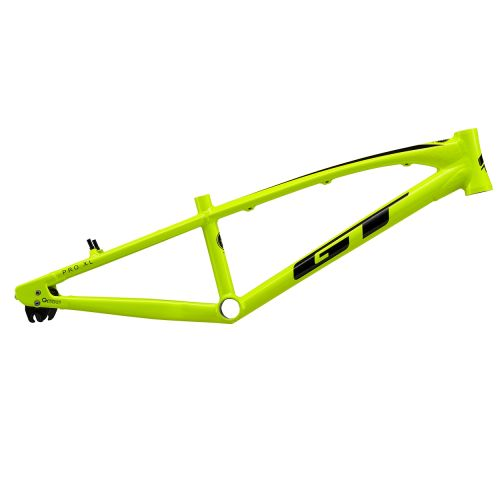 GT Bicycles 2018 GT Speed Series Frame Pro XL Neon Yellow - Power ...