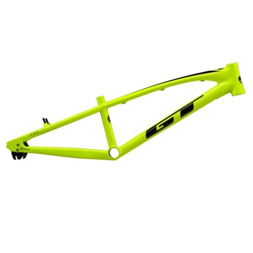 2018 GT Speed Series Frame Pro Neon Yellow - Power Cycles BMX