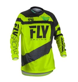 Fly Racing 2018 Fly F-16 Jersey Black/Hi-vis