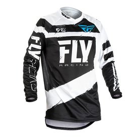 Fly Racing 2018 Fly F-16 Jersey Black/White