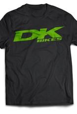 Dk Bicycles DK Logo t-Shirt Black/Green