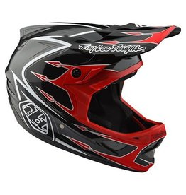 Troy Lee Designs Troy Lee D3 Composite Corona Red/Grey