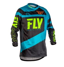 Fly Racing 2018 Fly F-16 Jersey Blue/Black Yth SM