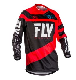 Fly Racing 2018 Fly F-16 Jersey Red/Black