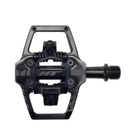 HT Components HT T1 Pedal Stealth Black