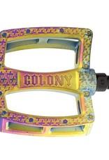 Colony Fantastic Pedal Rainbow