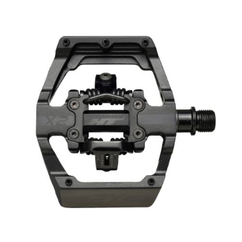 HT Components HT X2 SX Pedal Stealth Black