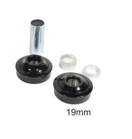 Profile Racing Profile Bottom Bracket 19mm American Black