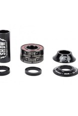 The Shadow Conspiracy TSC Stacked Mid Bottom Bracket Black 22mm