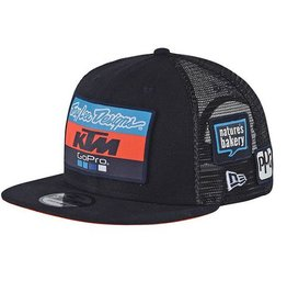 Troy Lee Designs 2018 Troy Lee KTM Team Snapback Hat Navy