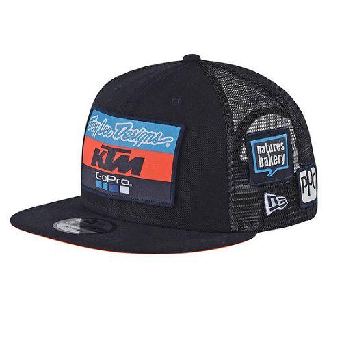 Troy Lee Designs 2018 Troy Lee KTM Team Snapback Hat Navy
