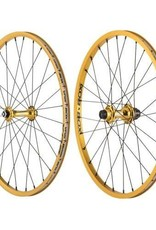 "Box Components Box Wheelset 20x1-1/8"" Gold"