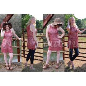 Crochet Tank Dress
