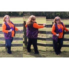Orange You Having Fun Tunic Top