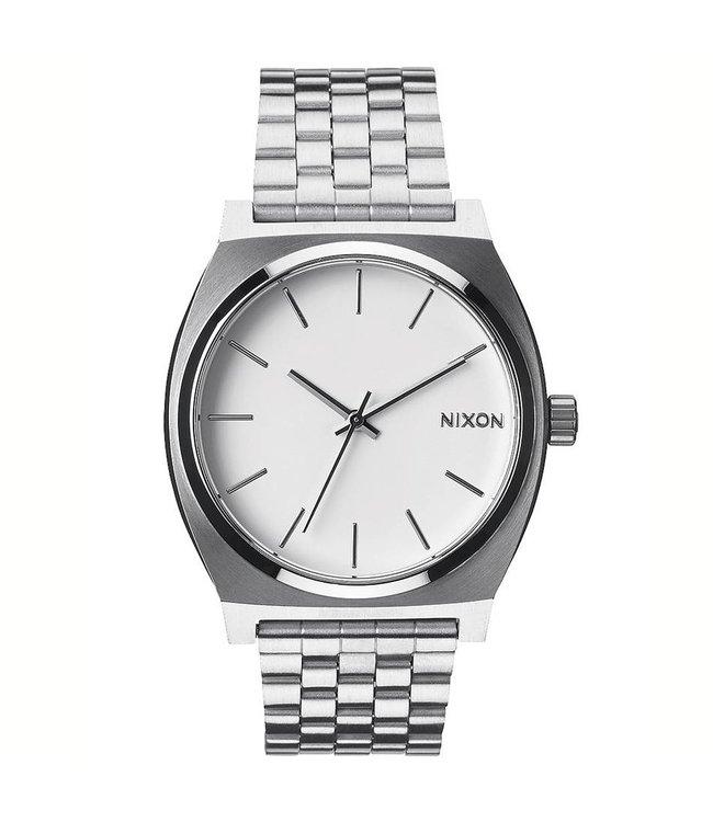 NIXON Time Teller Watch - White