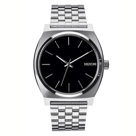 TIME TELLER WATCH BLACK