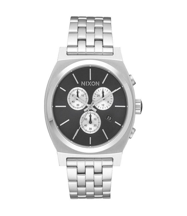 NIXON Time Teller Chrono Watch - Black Sunray