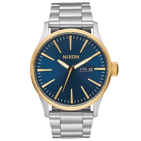 SENTRY SS WATCH GOLD/BLUE SUNRAY