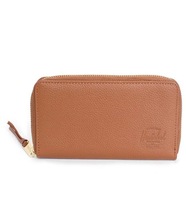 HERSCHEL SUPPLY CO. Thomas Leather Wallet - Tan