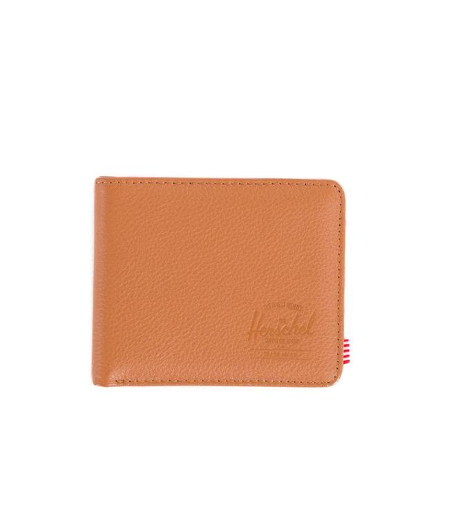 HERSCHEL SUPPLY CO. Hank Leather Wallet - Tan