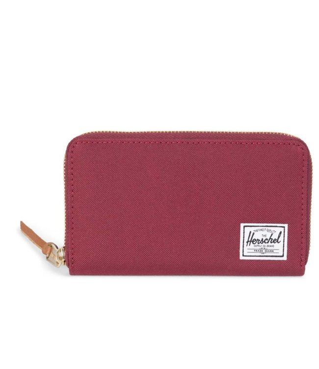 HERSCHEL SUPPLY CO. Thomas Wallet - Windsor Wine