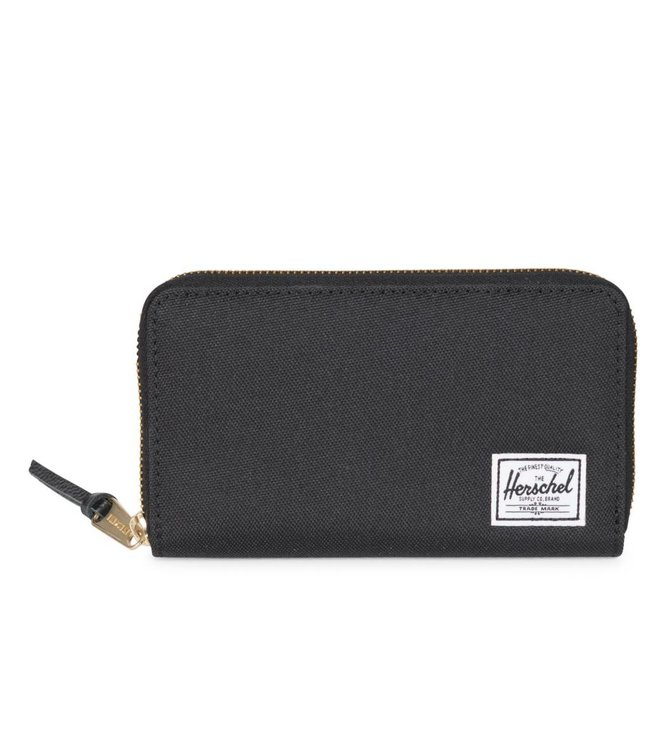 HERSCHEL SUPPLY CO. Thomas Wallet - Black