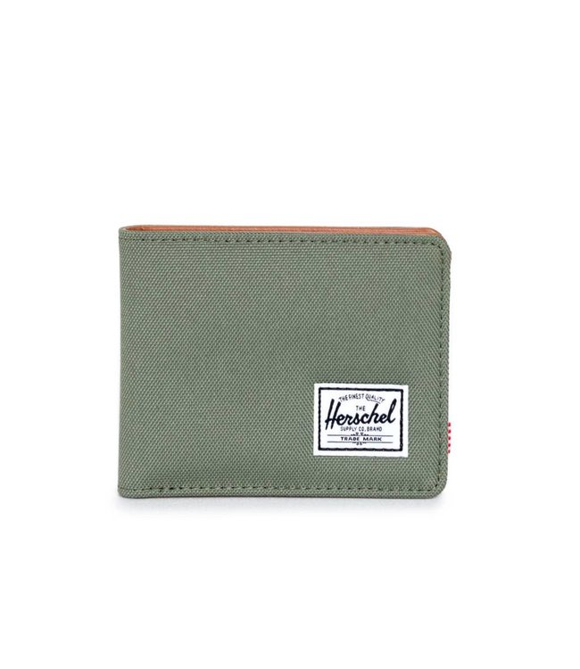 HERSCHEL SUPPLY CO. Hank Wallet - Deep Lichen Green